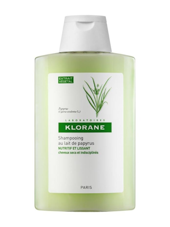 Klorane Shampoo with Papyrus Milk - Frizzy Hair