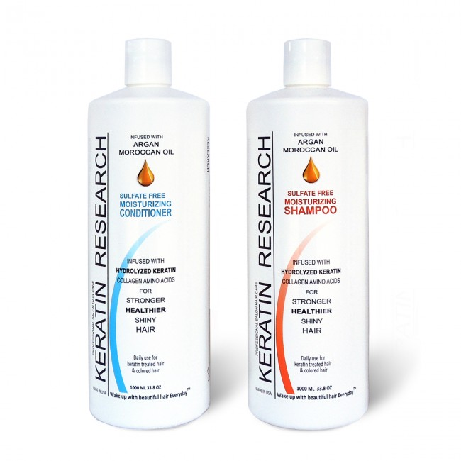 Sulfate Free Shoo And Conditioner For Black Hair Best