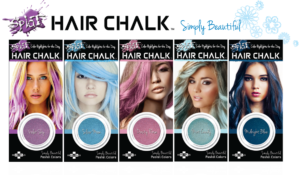 Splat Hair Chalk Product Review
