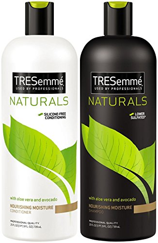 TRESemme Naturals Nourishing Moisture Shampoo and Conditioner