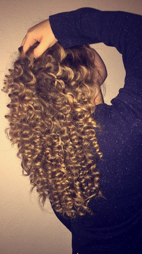 Pencil Curls Styles How To Curl Your Hair Using A Pencil