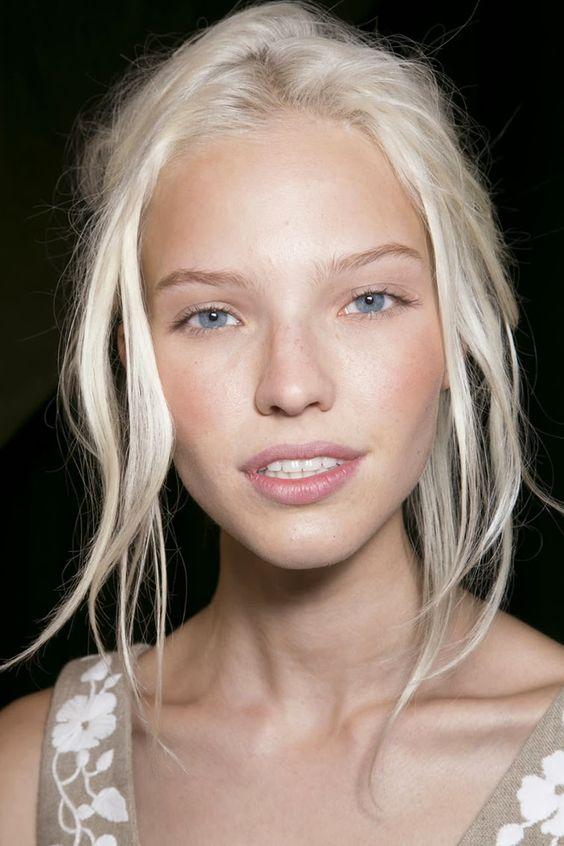 White Hair Dye How To Dye Your Hair White Blonde Part 7