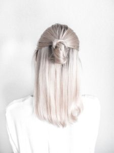 how to get white hair from brown