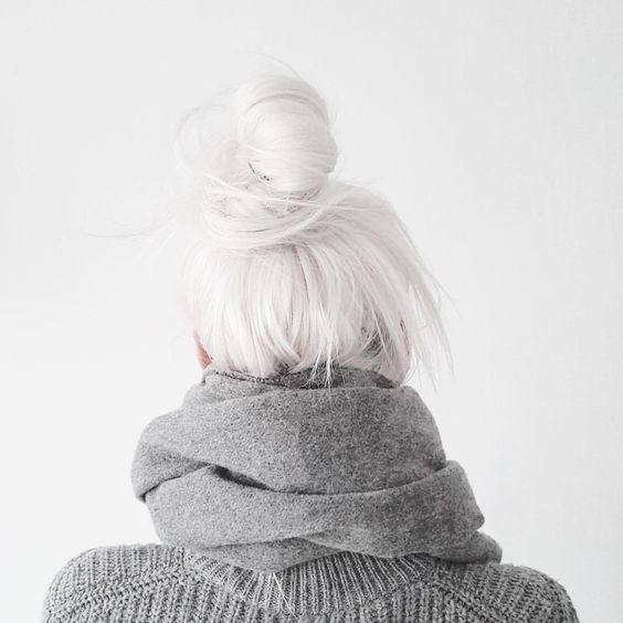 White Hair Dye How To Dye Your Hair White Blonde
