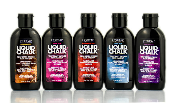 l'oreal hair chalk