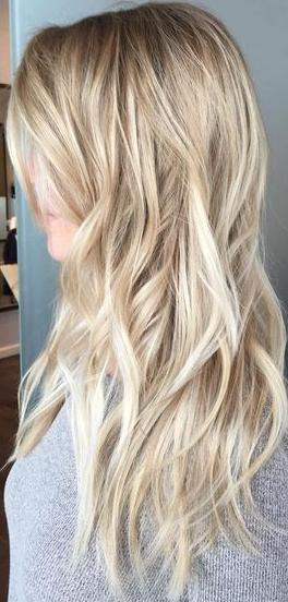 35 Sophisticated Amp Summery Sandy Blonde Hair Looks