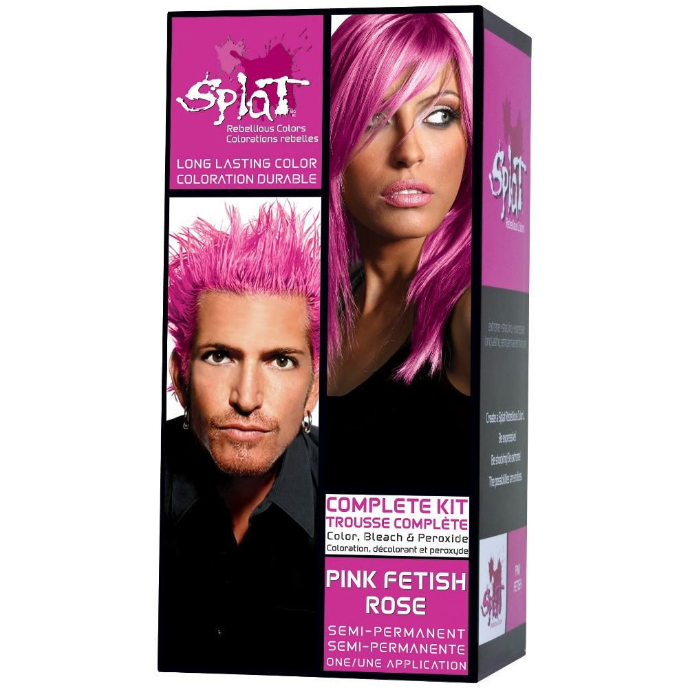 bleach box dye