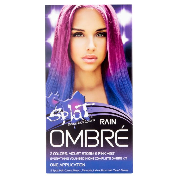 14splat Rain Ombre Hair Dye