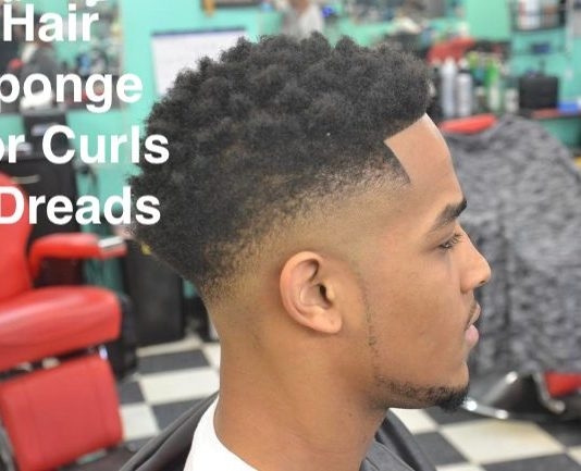 Hair Sponge for Curls and Dreads