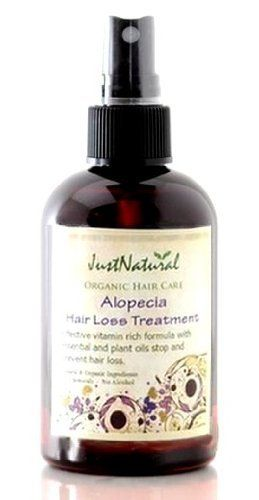 Just Natural Alopecia Hair Loss Treatment