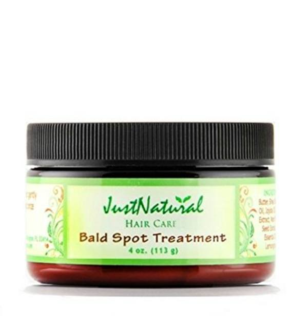 Just Natural Hair Care Bald Spot Treatment