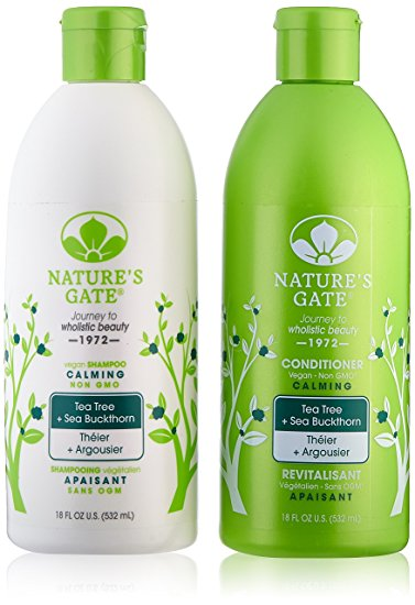 Nature's Gate Tea Tree Duo