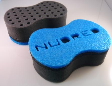 Nudred sponge
