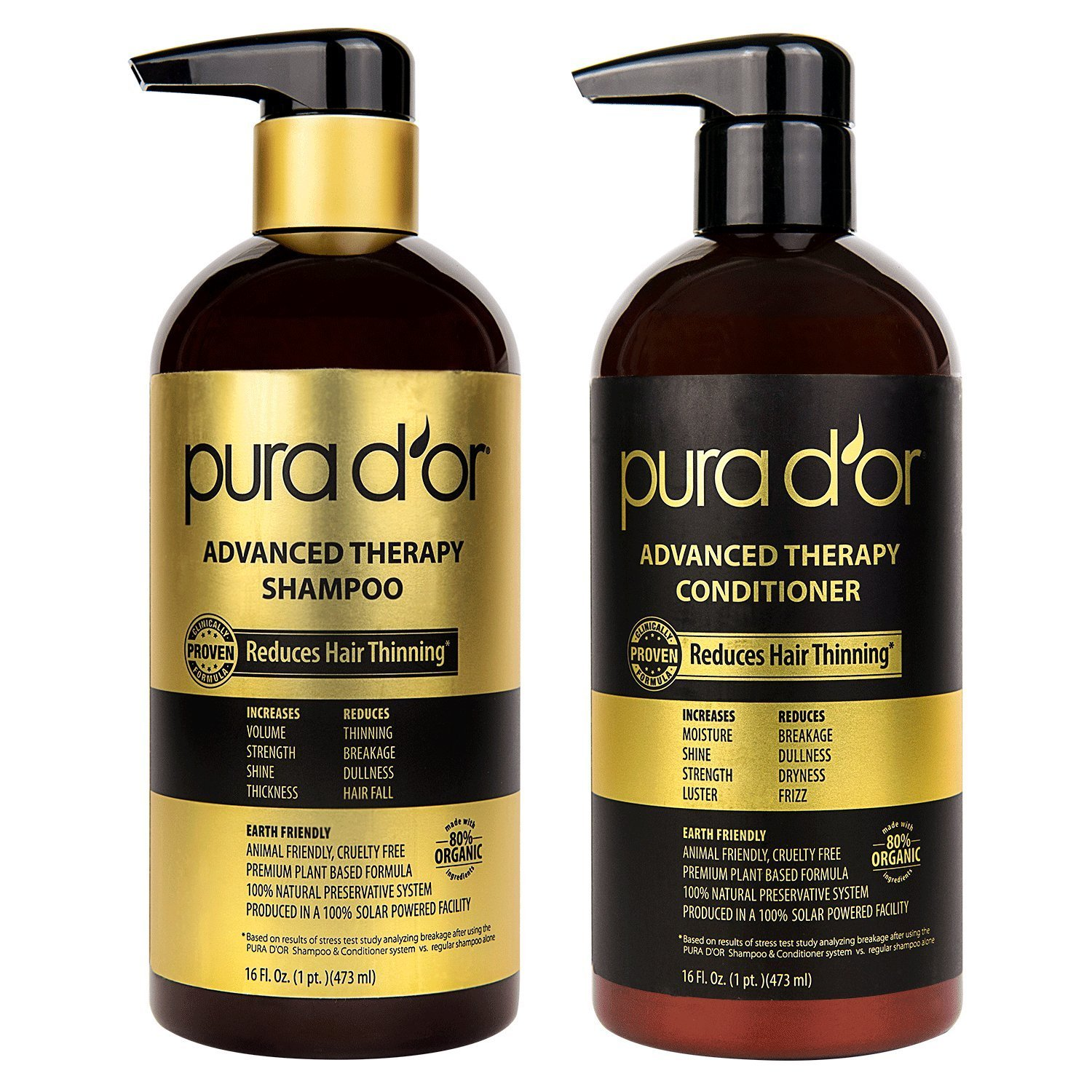 Best Natural Organic Shampoo And Conditioner