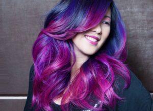 Splat Hair Dye Tutorial
