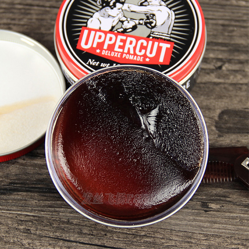Developed By Expert Barbers That Knew What Their Clients Needed Most When  It Came To Pomades, Uppercut Deluxe Pomade Is A Water Soluble Product That  Is ...