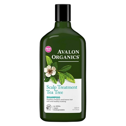 avalon organics tea tree oil shampoo