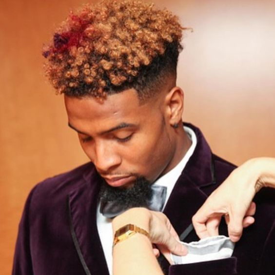Obj Haircut Name Odell Beckham Haircut Youtube Odell Beckham Hair