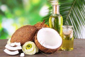 egg honey coconut oil hair mask