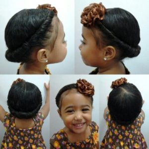 hair twist headband