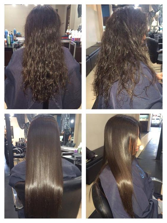 Keratin treatment at home best diy keratin treatments - Salon straightening treatments ...
