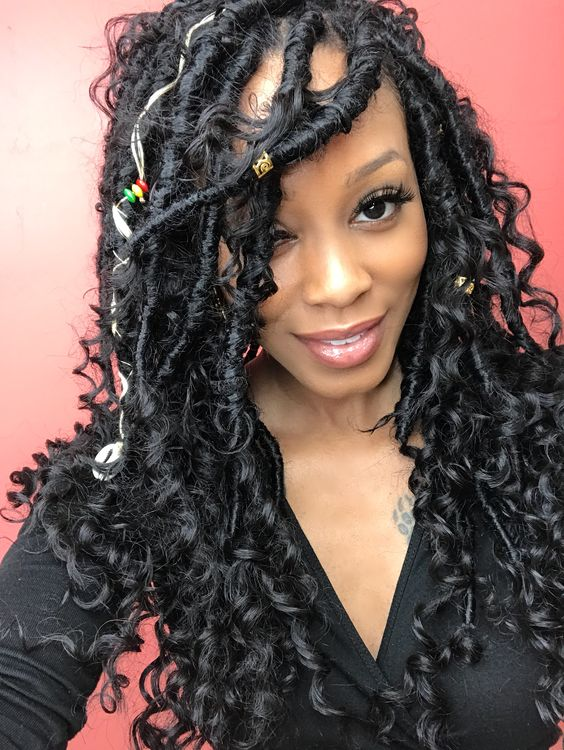 Gorgeous Goddess Locs Styles Tutorials Amp Insider Tips