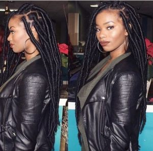 long jumbo faux locs
