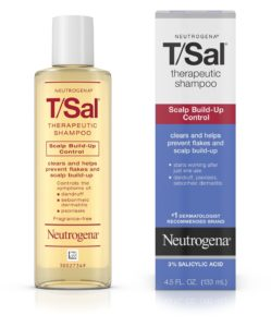 neutrogena t sal therepeutic shampoo
