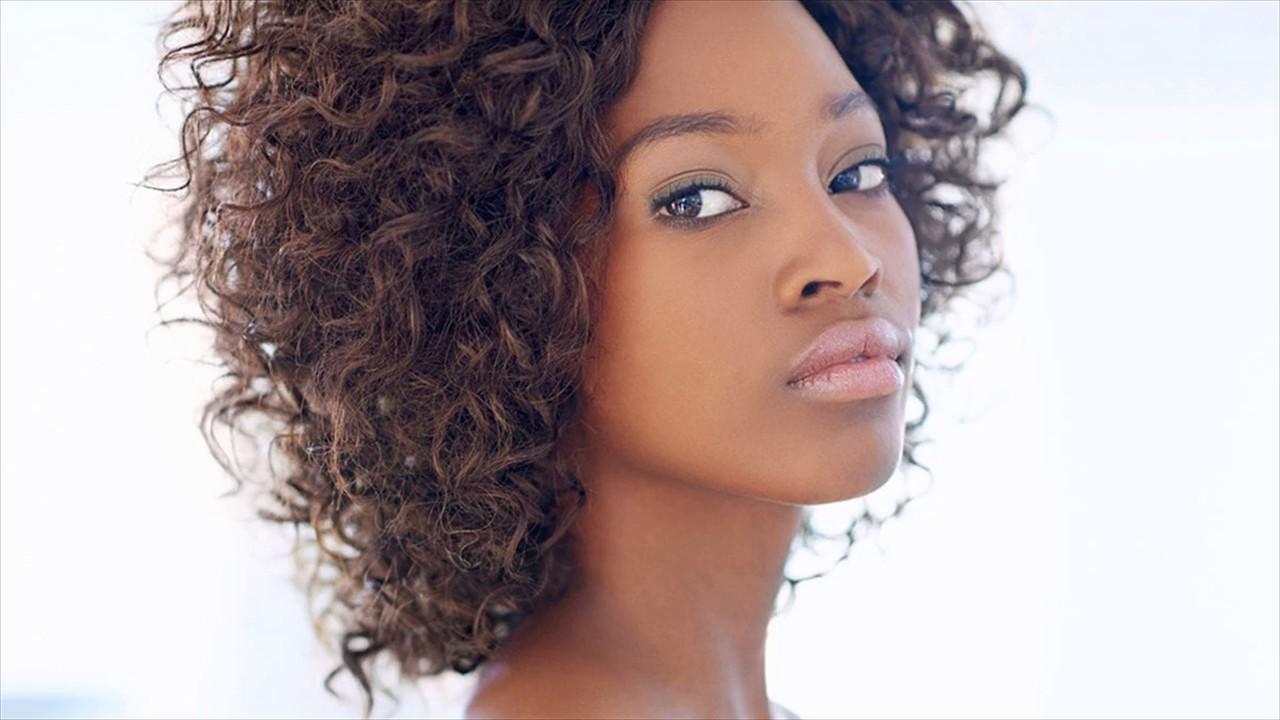 Black Hair Curl Pattern Custom Inspiration