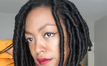 Short Faux Locs