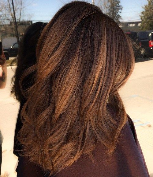 Natural Looking Highlights On Light Brown Hair