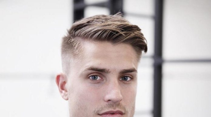 Mens Short back and sides haircuts