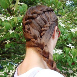 round ladder braids