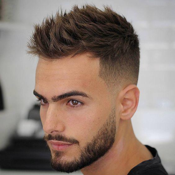 30 Fresh & Fashionable Mens Short Back and Sides Haircuts