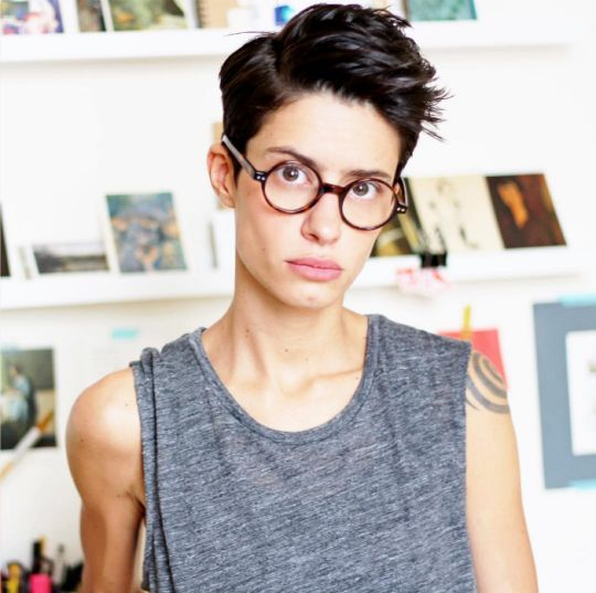 35 Androgynous Gay And Lesbian Haircuts With Modern Edge