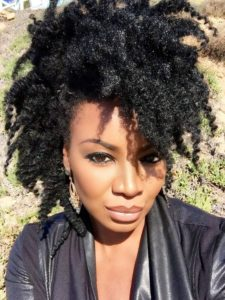 crimped texture frohawk