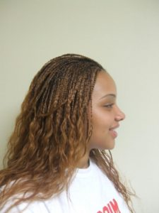soft wave micro braid