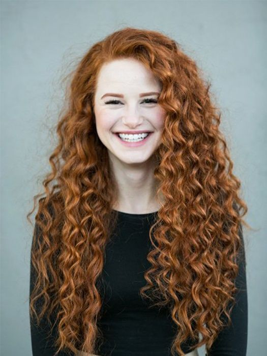 How To Color Curly Hair Naturally