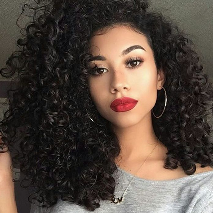 How To Smoothen Curly Hair Naturally