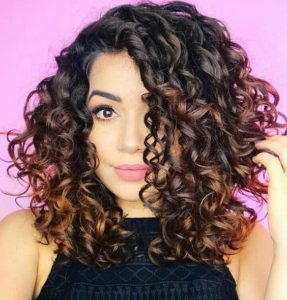 Natural Curl Vs Perm