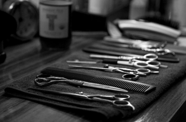barber tools list