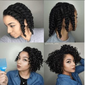 How to do a flast Twist Outs