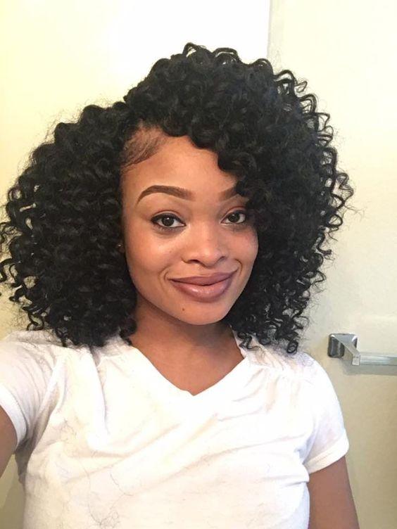 Best Curly Crochet Hair Styles