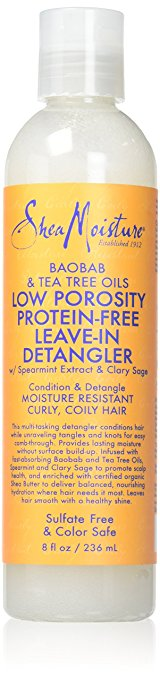 sheamoisture Low Porosity Hair