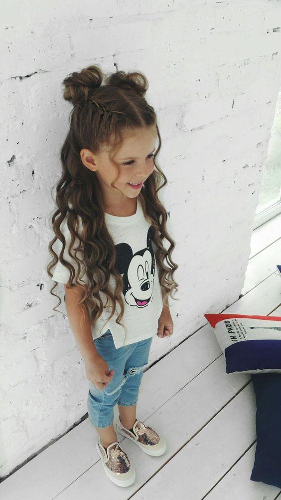 curls for little girls