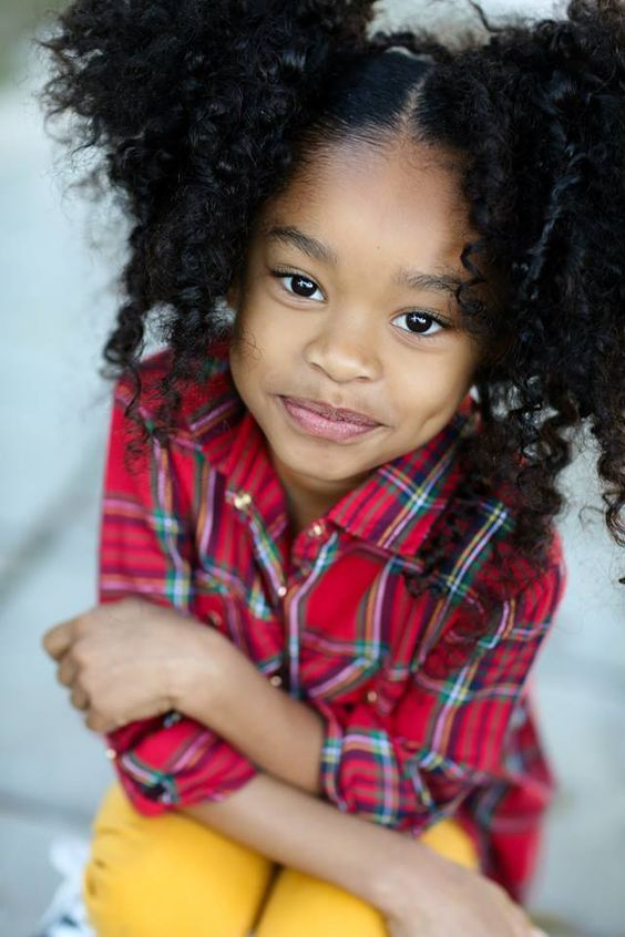 Little Black Girl Hairstyles  30 Stunning Kids Hairstyles-2212