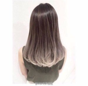 Mushroom Brown Ombre