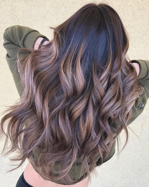 Mushroom Brown Hair Color Ideas And Looks