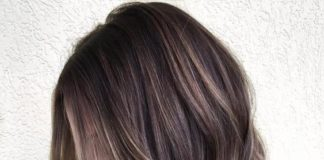 mushroom brown hair color