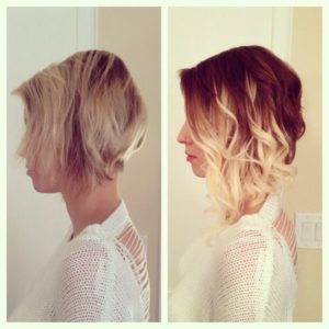 Hair Extensions to Add Thickness to Add Short Hair